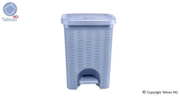 سطل زباله پدالی استفان پلاست مدل 3010 ظرفیت 6 لیتر