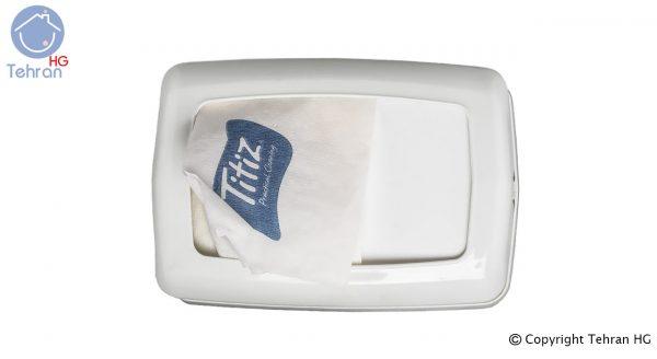 جعبه دستمال کاغذی تیتیز مدل TP-260