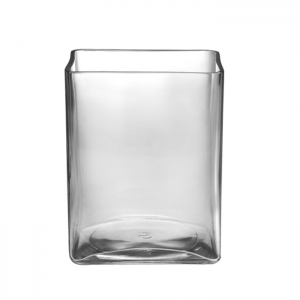 گلدان شیشه ای پاشا باغچه مدل80131