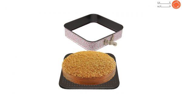 قالب کیک کمربندی پرانی مدل Big Cake