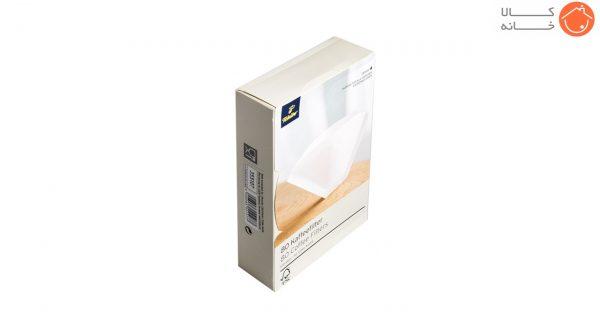 فیلتر قهوه Tchibo کد 5107 - بسته 80 عددی (2)