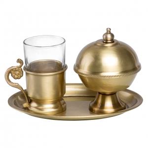 ست چای خوری تک نفره ایران کادو مدل 500
