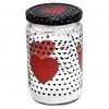 بانکه طرح قلب کد 513 - بسته 4 عددی