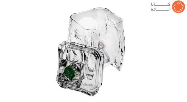بانکه پایه دار متوسط طرح الماسی مدل 78109 (5)