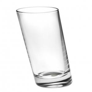 لیوان بلند ساده برگنوو طرح پیزا کد 6512 - بسته 6 عددی
