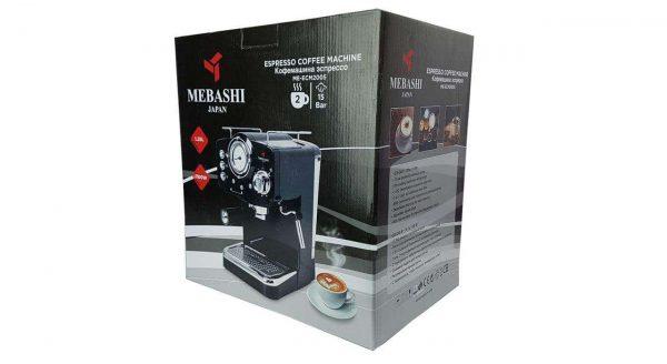 اسپرسوساز مباشی مدل MEBASHI ECM2005 (7)