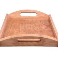 سینی چوبی دسته دار مدل 1-011 (1)