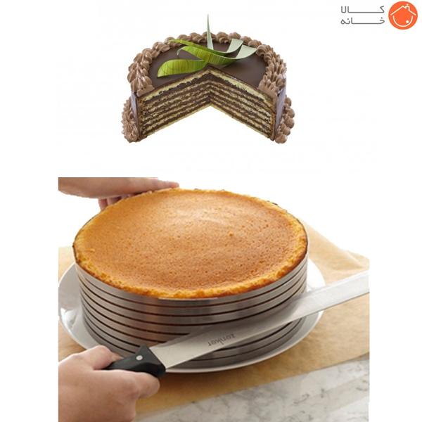 قالب برش کیک کد 1620