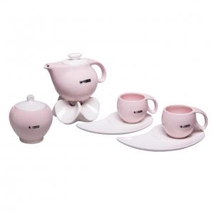 سرویس چای خوری دو نفره 9 پارچه آی سرام کد 374