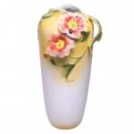گلدان گل برجسته طرح کفش دوزک کد 1230