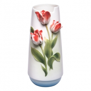 گلدان گل برجسته متوسط کد 100812