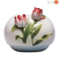 گلدان گل برجسته کد 100813 (2)