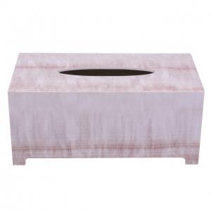 جا دستمال کاغذی طرح سنگ گلدن هاوس کد 22003BA (1)