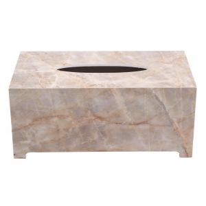جعبه دستمال کاغذی طرح سنگ گلدن هاوس کد 22003AT