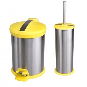 ست سطل و فرچه کد 355 گنجایش 3 لیتر