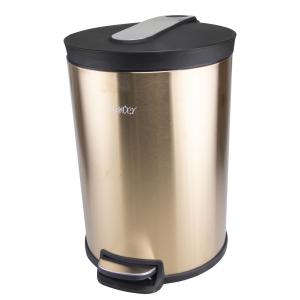 سطل زباله پدالی گالکسی کد 7864 گنجایش 20 لیتر