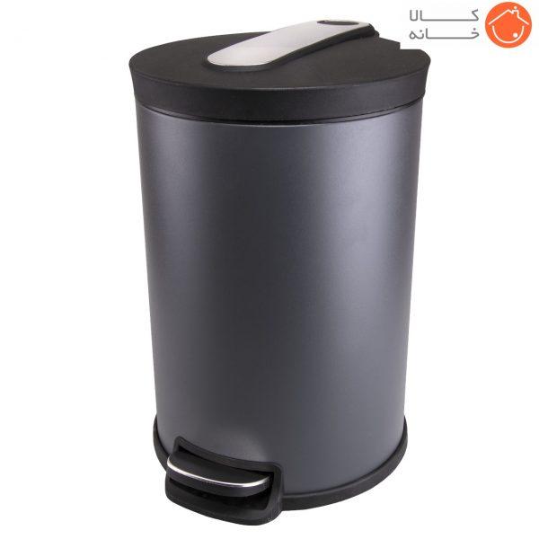 سطل زباله پدالی گالکسی کد 7884 گنجایش 12 لیتر