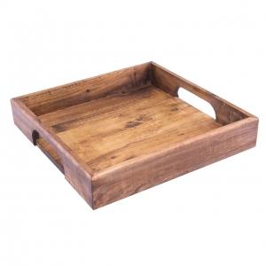 سینی چوبی مربع کد 3030
