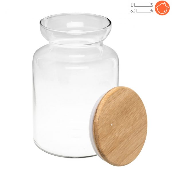 بانکه شیشه ای بیتلی سایز متوسط