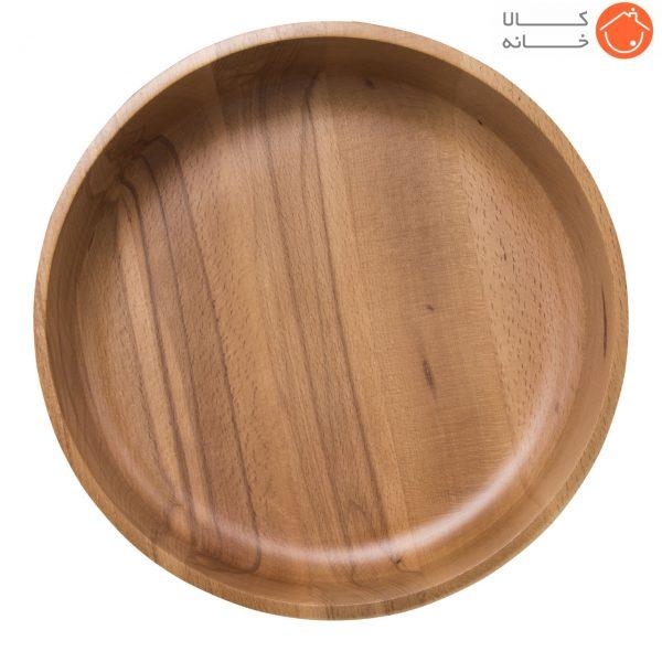 کاسه گرد چوبی هوم کینگ کد 6905L (2)