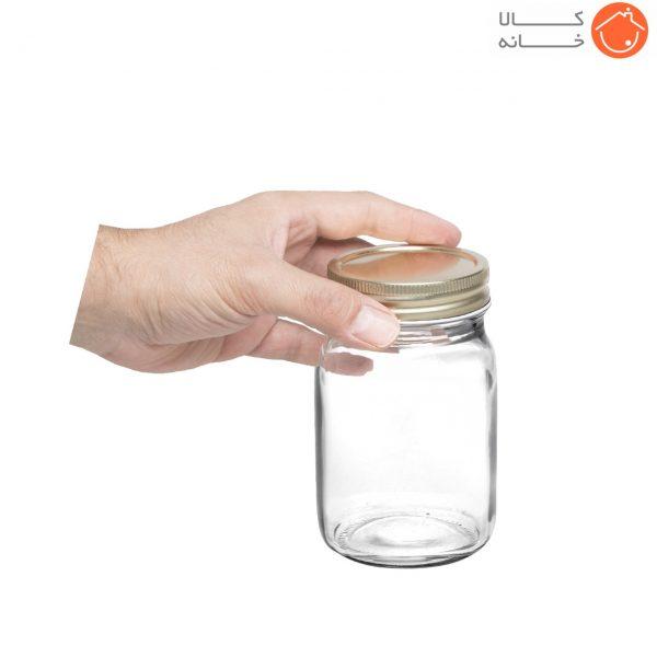 بانکه شیشه ای کد 6973 سایز 4