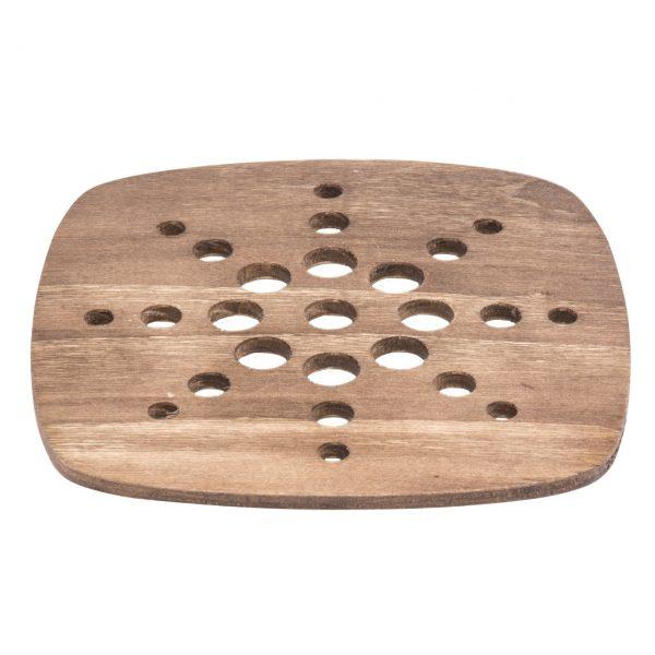 زیرقابلمه ای چوبی کد 69983