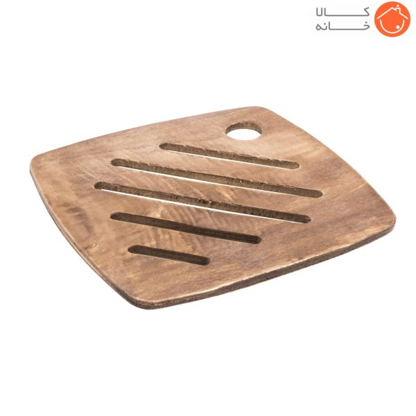 زیر قابلمه ای چوبی کد 69985