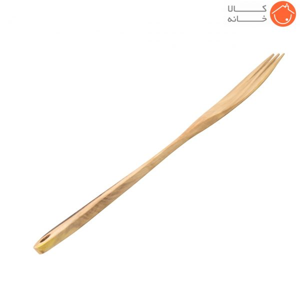 چنگال چوبی پرانی کد 10095