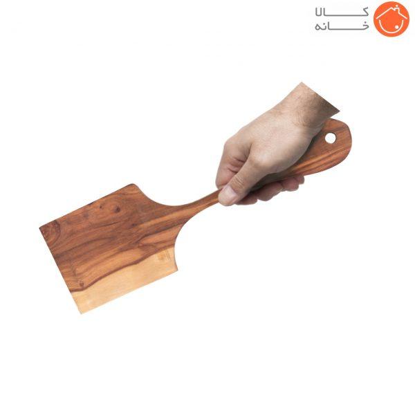 کفگیر چوبی پرانی کد 10093